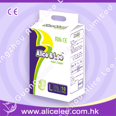 Alice & Lee Adult diaper A1 series (L-10)