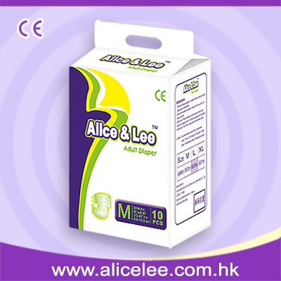 Alice & Lee Adult diaper A1 series (M-10)